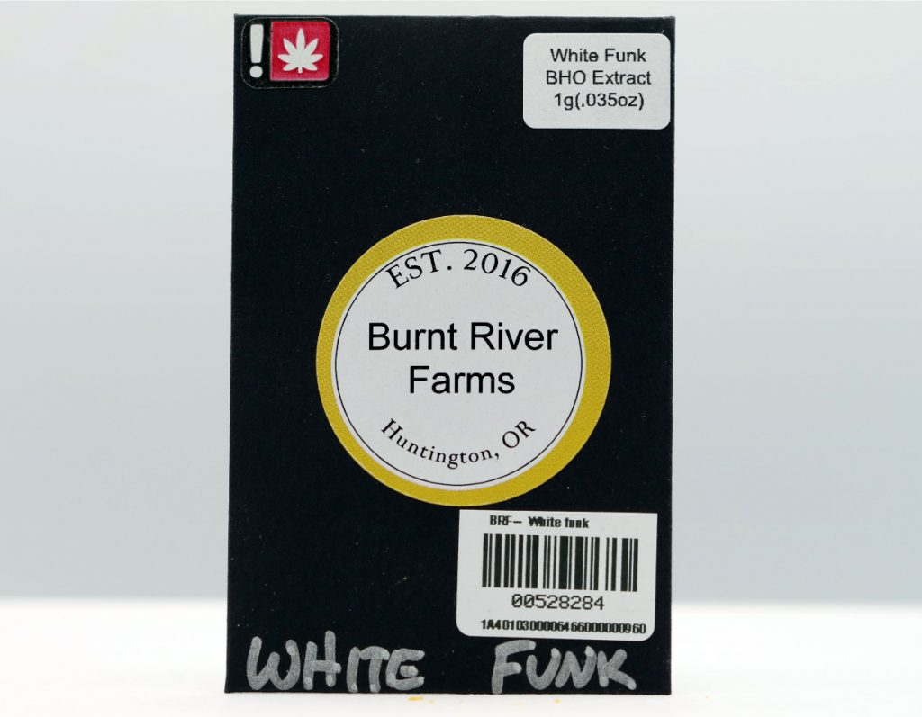 White Funk from Burnt River Farms