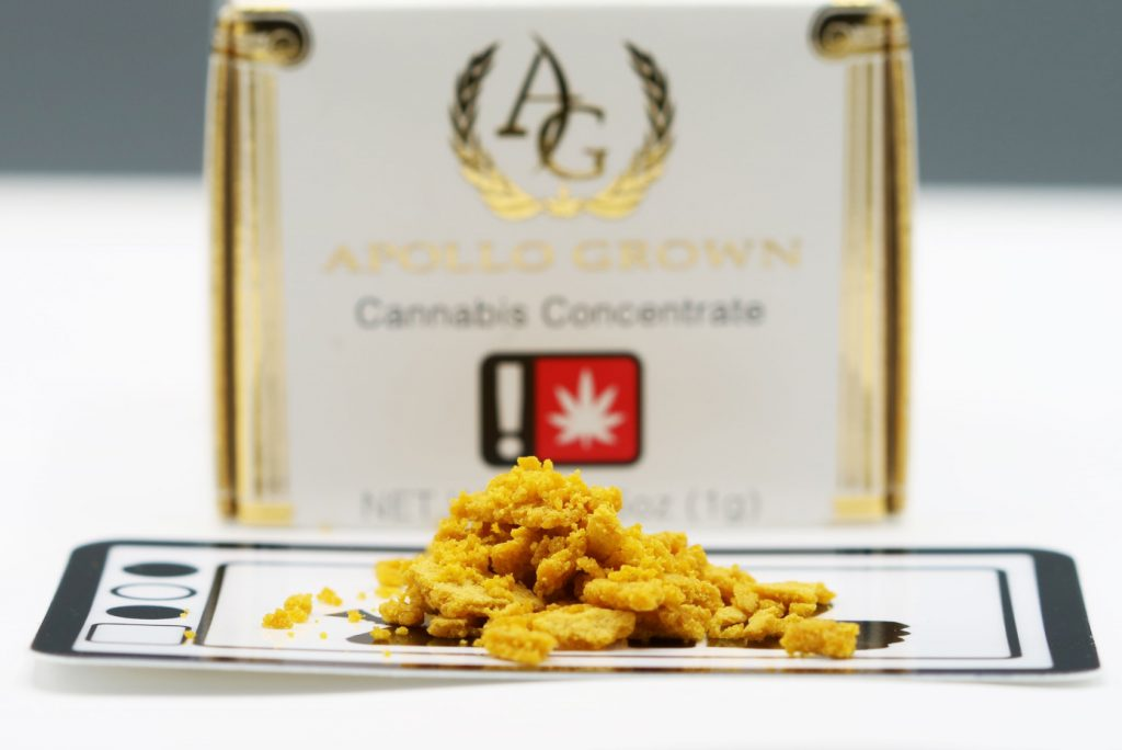 Jet Fuel OG Crumble Review