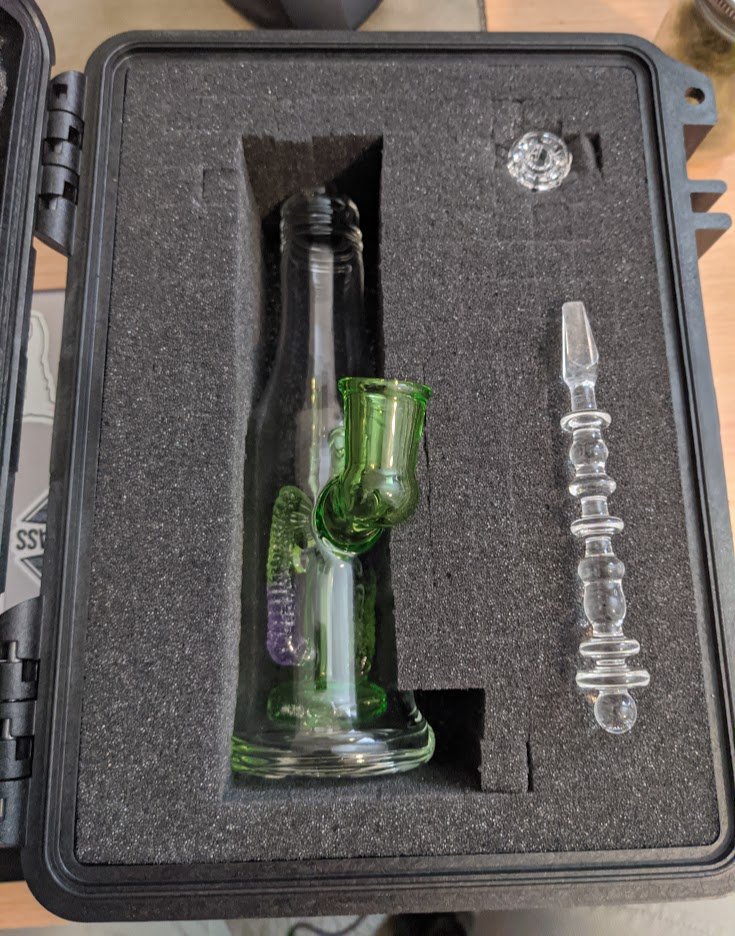 Emperial Glass SourGang Giveaway Bottle