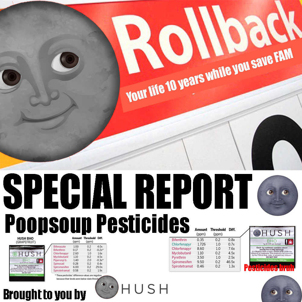 Hush Pesticides Oregon