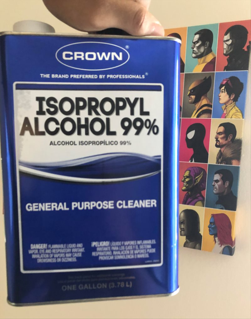 99 isopropyl